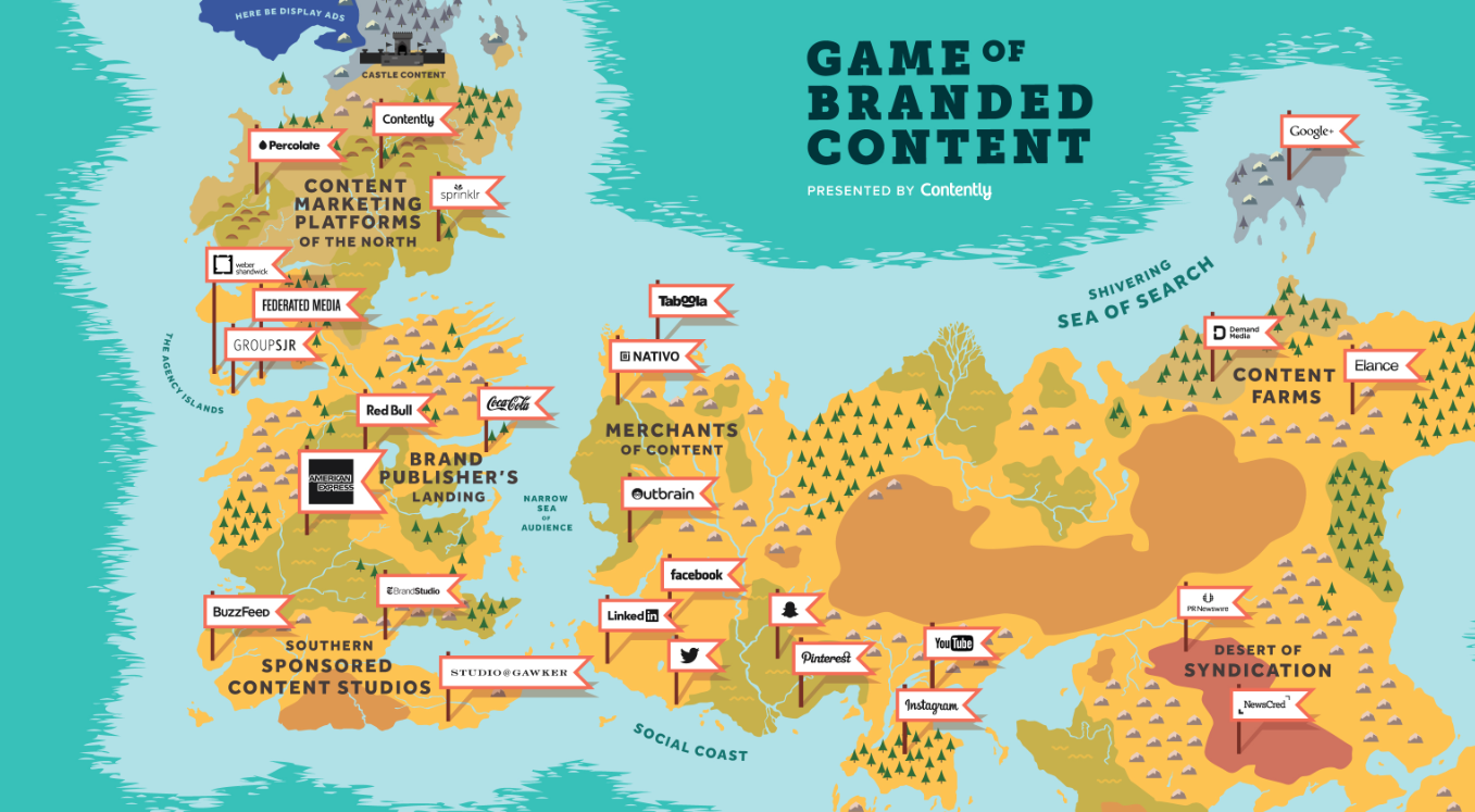 A game of thrones style map of content marketing ink harmony game of thrones gumiabroncs Images