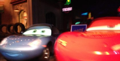 Disney's California Adventure Cars Land