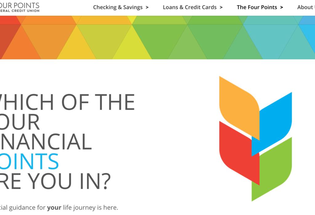 credit union web copy